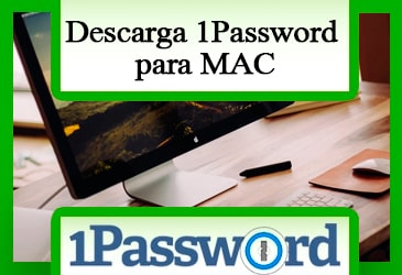Descargar 1Password MAC