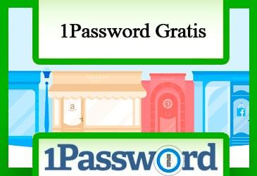¿1Password gratis?