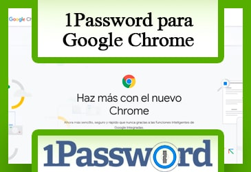 Descarga 1Password para Google Chrome