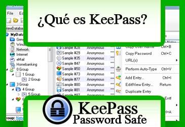 Revisión de KeePass: Opinión