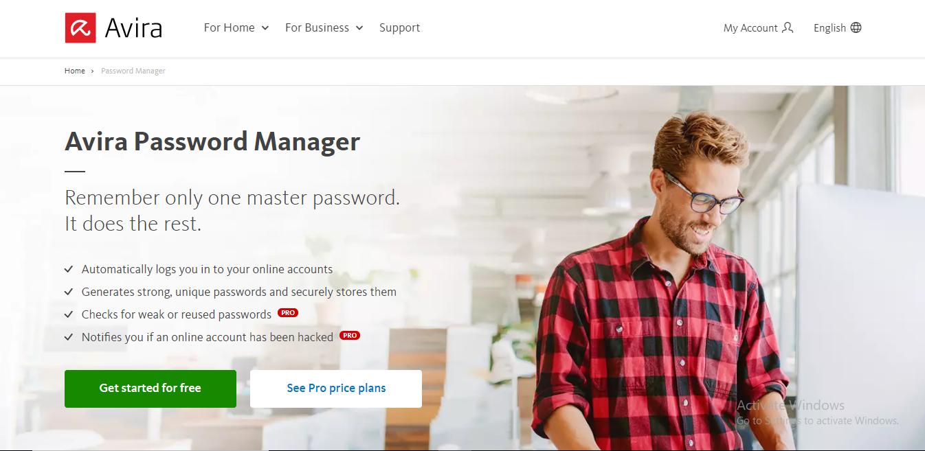 Reseña de Avira Password Manager - Opinión