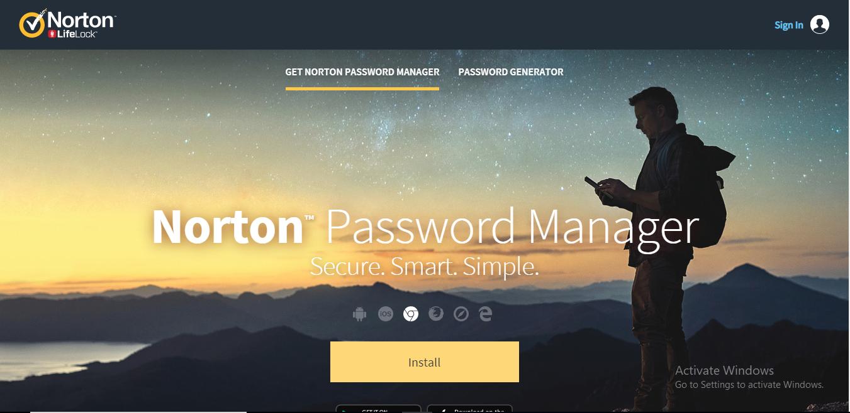 Revisión de Norton Password Manager: Opinión