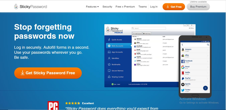 Revisión de Sticky Password Premium - Opinión