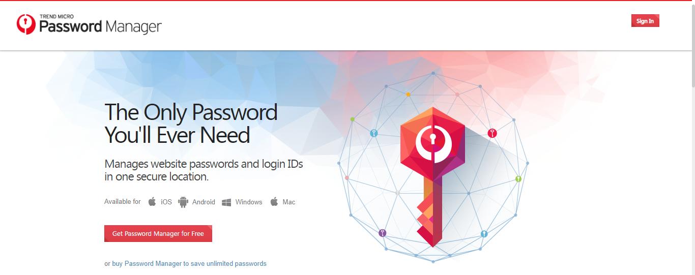 Trend Micro Password Manager - Opinión